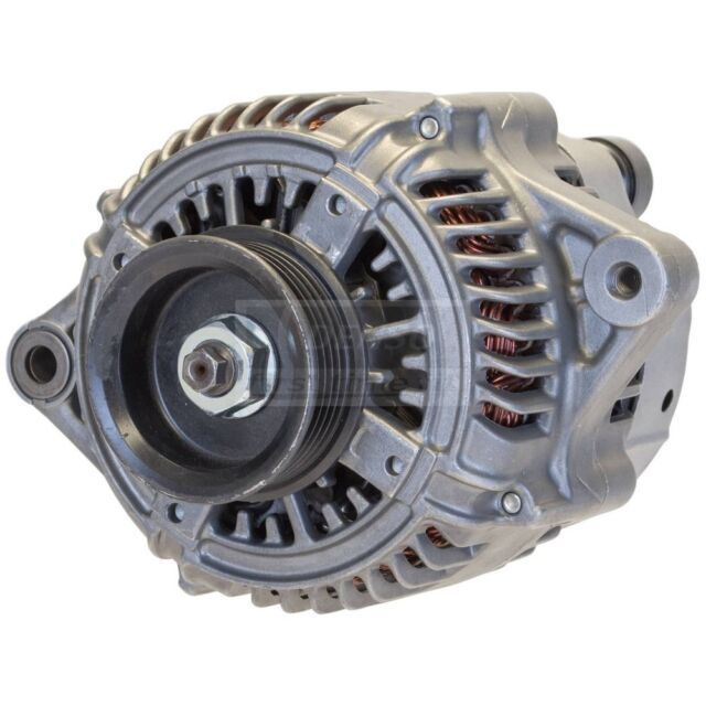 Alternator DENSO 210-0226 Reman Fits 91-95 Acura Legend 3