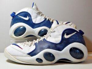 3e2ac4517777 Nike Shoes - 1995 OG Flight  95 Olympic - Blue Red Jason Kidd - Size ...