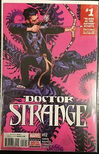 Doctor-Strange-Vol-4-12-Nm-1st-Imprime-Marvel-Comics