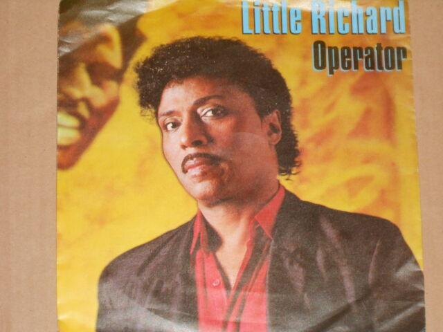 """LITTLE RICHARD -Operator- 7"""" 45"""