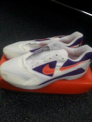 Nike Air Icarus Extra White Radnt Orange Vltg Purple 104012 180 Size 10 Made In   eBay