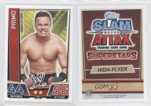Slam Attax Superstars #118 Tony Dawson