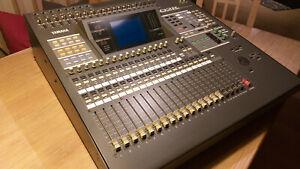 Yamaha-02R-Digitalmischpult-mit-ADAT-Vollausstattung-guter-Zustand