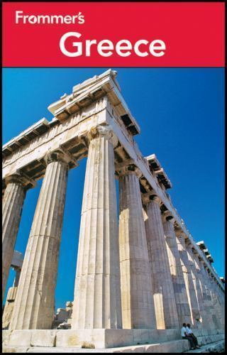 Frommer's Greece (Frommer's Complete Guides)-ExLibrary