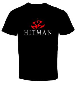 Hitman Assassin Video Game logo 1 T Shirt