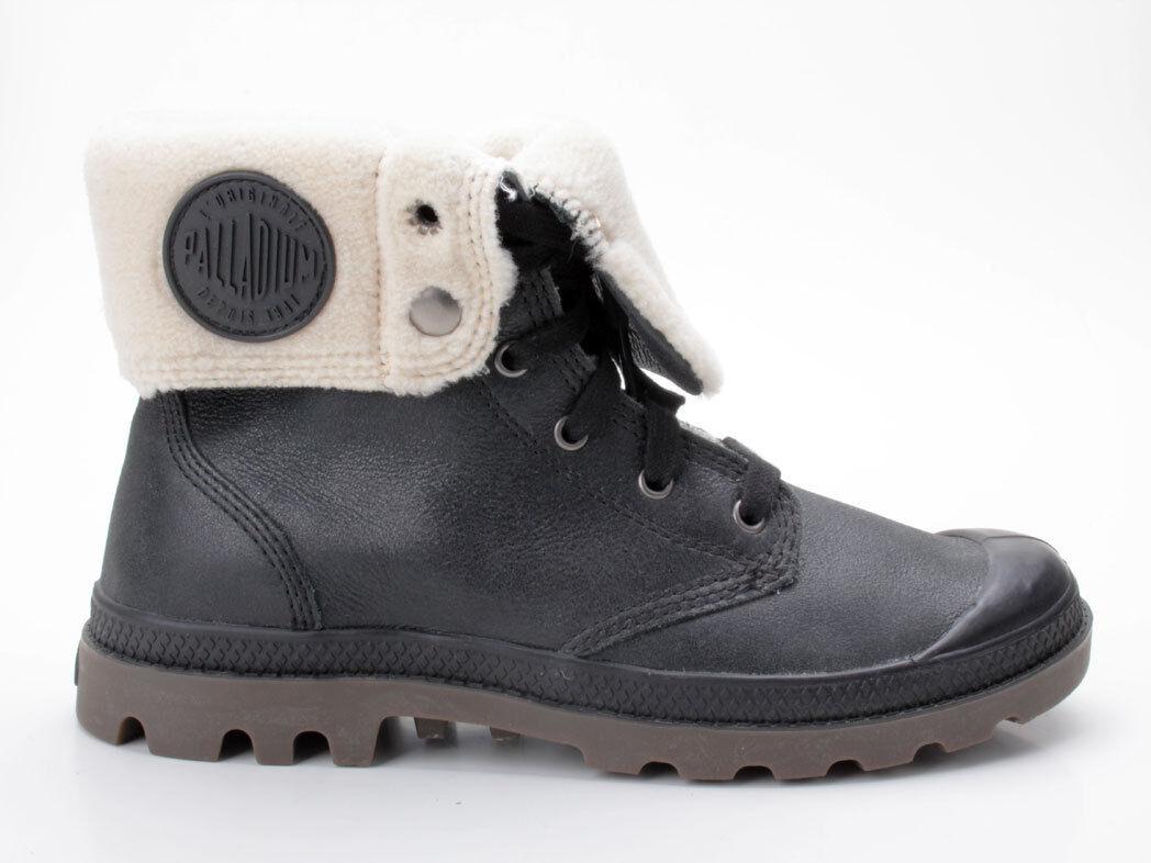 Palladium Baggy Leather S schwarz Winterstiefel Boots 02610072
