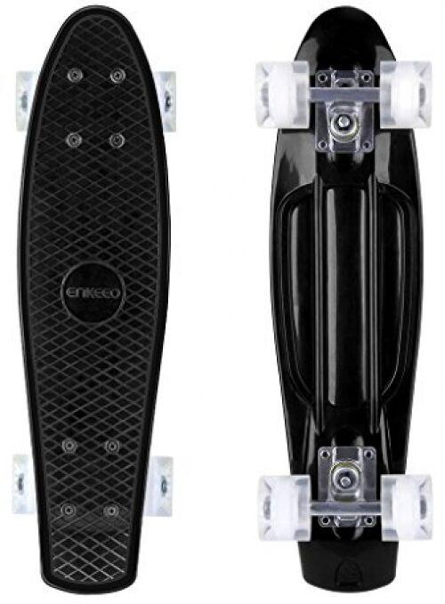 Enkeeo plastic cruiser skateboard 22