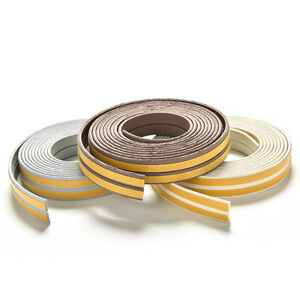 5M-E-D-I-type-Foam-Draught-Self-Adhesive-Window-Door-Excluders-Rubber-Seal-Strip