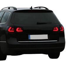 LIGHTBAR VOLL-LED RÜCKLEUCHTEN VW PASSAT 3C B6 VARIANT SCHWARZ HECKLEUCHTE