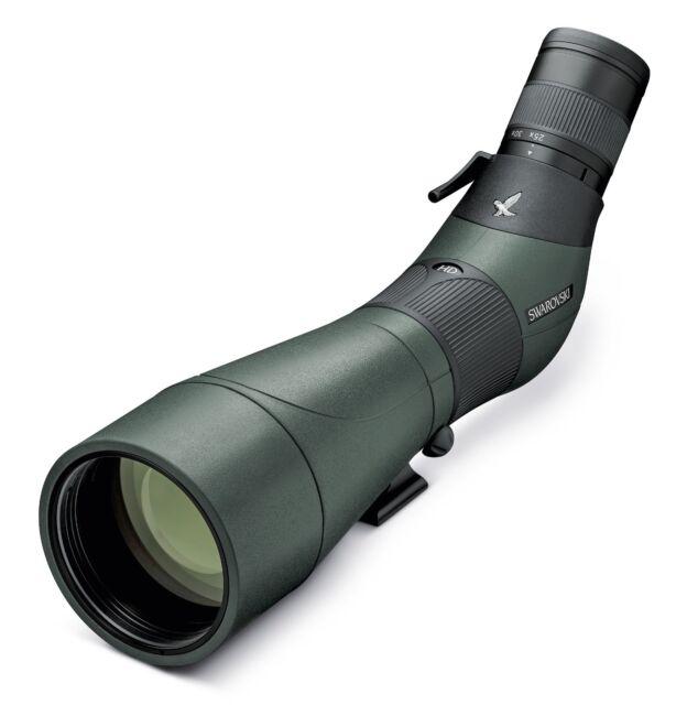 Swarovski Spotting Scope ATS-80 HD Arca Swiss w/ 20-60X Eyepiece