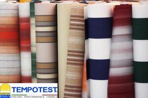 Tessuto Tempotest Para Cambio Telo Sostituzione Tenda Da Sole Tessuto Cucito Su Ebay