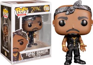 2PAC TUPAC SHAKUR BOBBLE HEAD KNOCKER FUNKO FUNKO POP