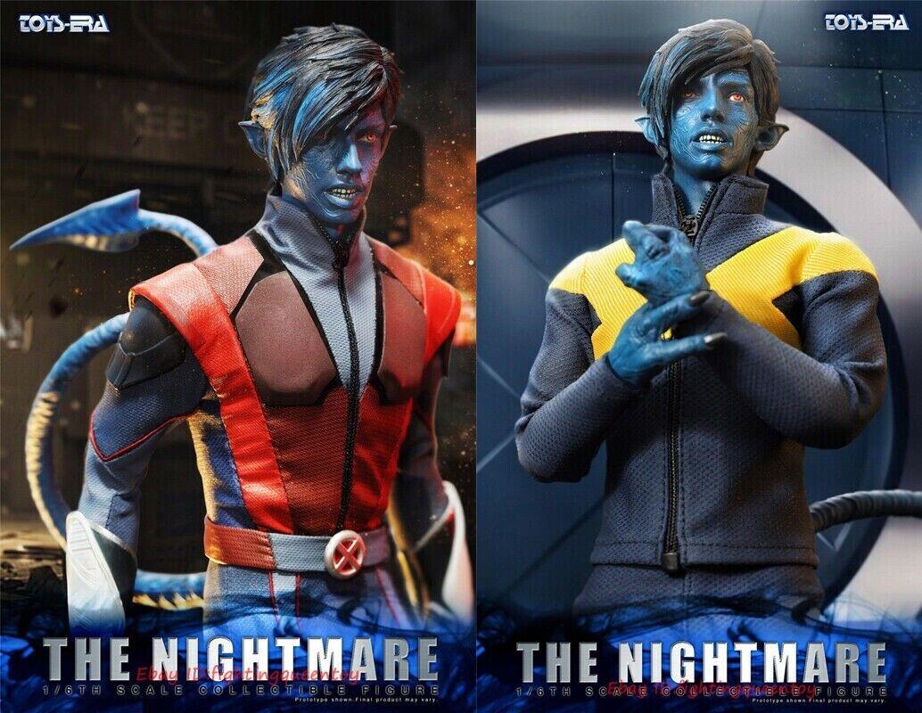 Toys Era TE027 The Nightmare Deluxe Ver- X-Men Knight Crawler 1 6 Figure in USA