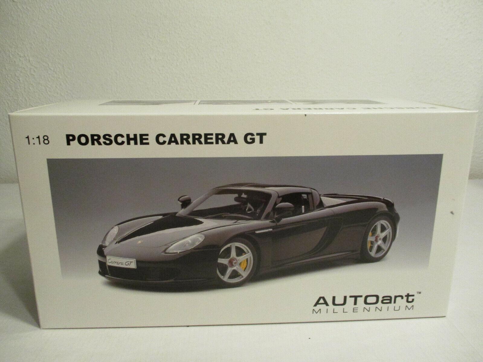 (GOK) 1 18 bilkonst Porsche bilrera GT NEU OVP