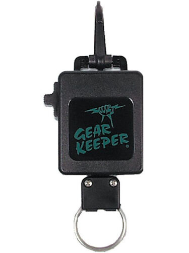 Perfect for Landing Nets-Free P+P Locking Gear NEW Keeper Fly Fishing Accessory