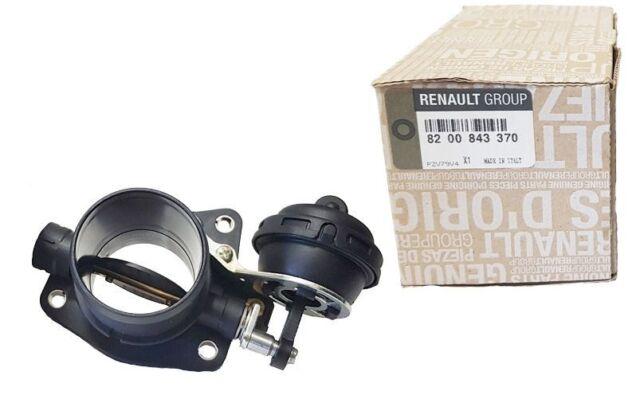 Regulador Cuerpo A Renault Laguna II Espace IV Megane Scenic 1.9DCI 8200843370
