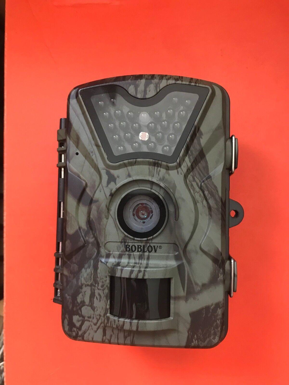 12MP Outdoor Wildlife Camera with Video Recording capabilities (IP54 waterproof)