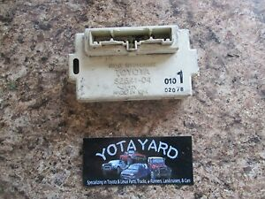 97 98 99 toyota tacoma fuse box relay integration 82641 04010 yota rh ebay com