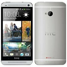 Htc one m7 ★silver★ 32gb ★★brand new imported ★★ with 1 year warranty☑️☑️☑️