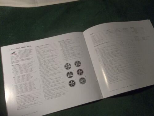 GT GTP~ #873 NEW ORIGINAL 2003 PONTIAC GRAND PRIX DEALER SALES BROCHURE SE