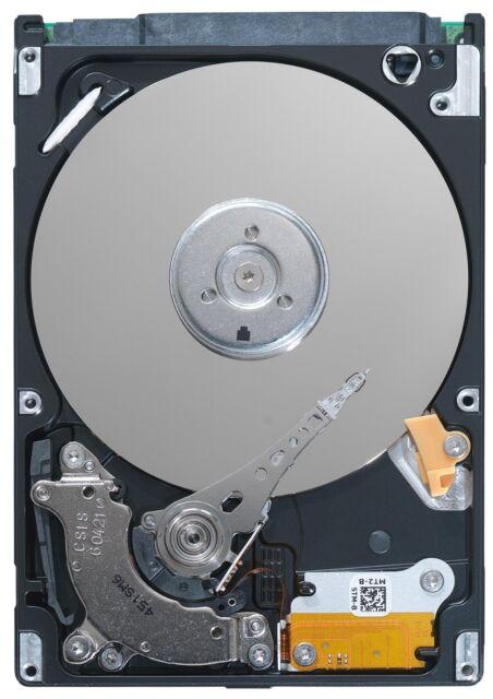 Western Digital WD800BJKT, 7200RPM, 3.0Gp/s, 80GB SATA 2.5 HDD