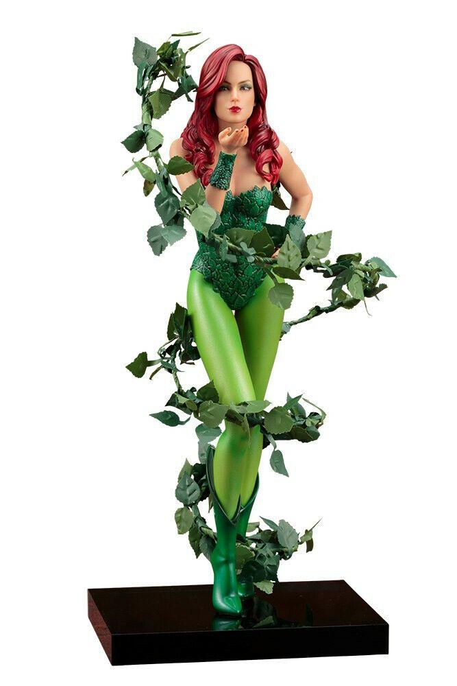 DC Comics Batman Poison Ivy Mad amantes Artfx Estatua Plus
