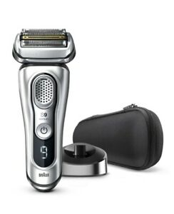 New-Braun-Series-9-Latest-Generation-Wet-amp-Dry-Electric-Shaver-With-Charging-St