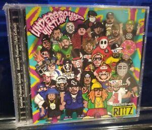 Rittz - UGH 67 CD SEALED horrorcore boondox strange music mixtape rap intrinzik