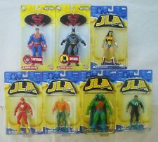 Superman Batman Public Enemies JLA Justice League America DC Direct Wonder Woman