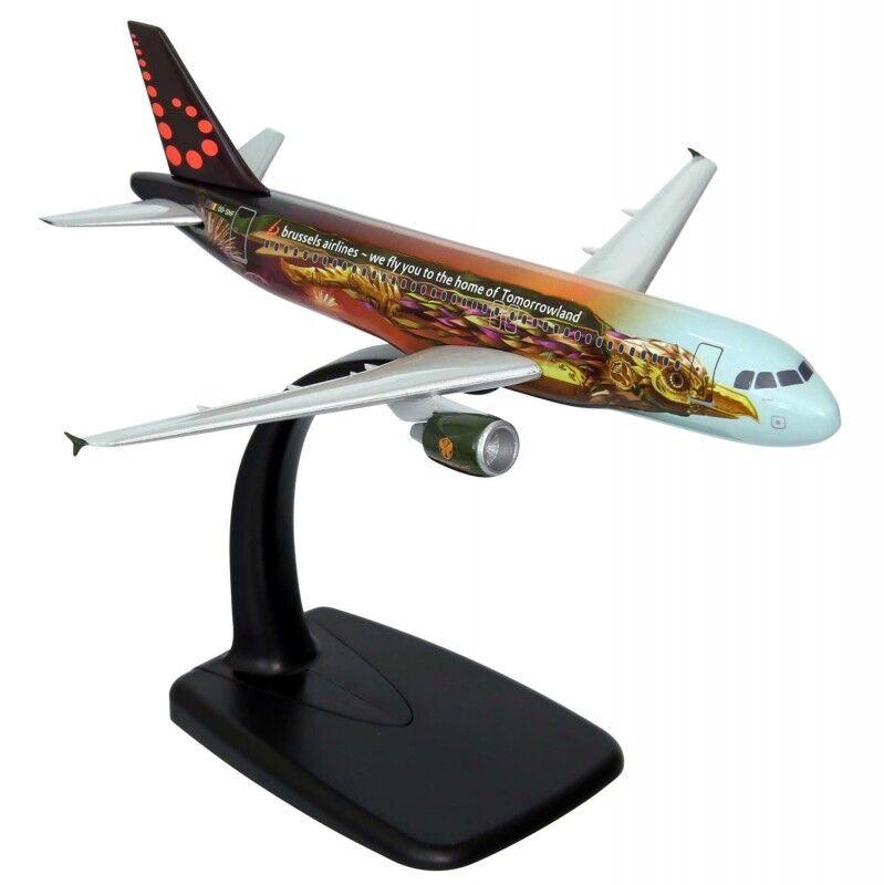 Modellino di Aereo - Brussels Airlines A320 Amare Scale Model 1 200