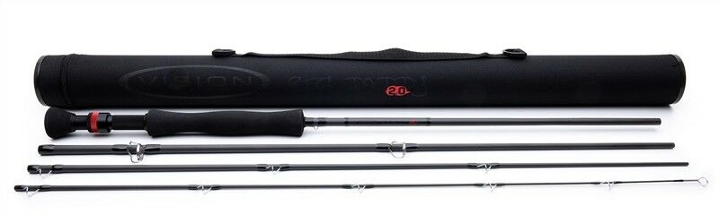 Vision Big Daddy 2.0  EVA Pike Fly Rod Game Fly Fishing VBB4910  for cheap