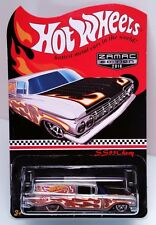 2016 Hot Wheels Walmart Rewards ZAMAC '59 Chevy Delivery w/ Kar Keeper