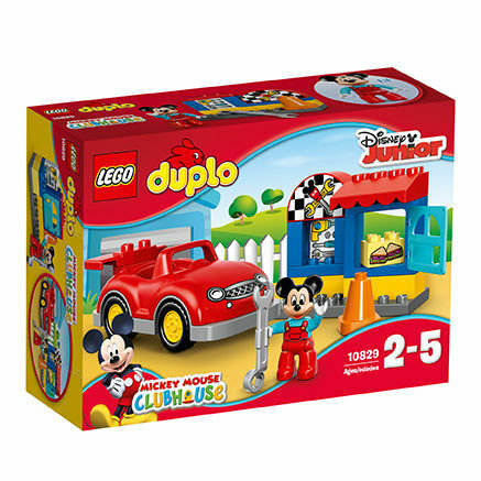 LEGO Bau- & Konstruktionsspielzeug LEGO® DUPLO® 10829 Mickys Werkstatt NEU OVP_ Mickey's Workshop NEW MISB NRFB Baukästen & Konstruktion