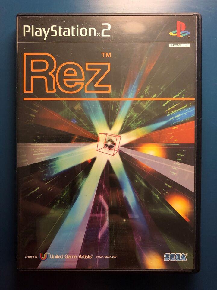 Japansk Rez, PS2, anden genre