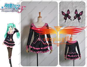 Vocaloid-Hatsune-Miku-Project-DIVA-F-Sweet-Devil-MIKU-Cosplay-Costume-W0211