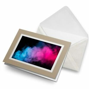 Greetings-Card-Biege-Colourful-Smoke-Ombre-Blue-Pink-21380