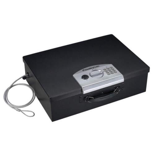 Portable Laptop Safe,0.5 cu ft,Black PL048E
