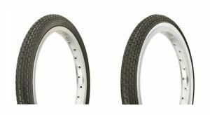 ORIGINAL Duro Bicycle Tire 24 x 2.125 HF-120A Brick Pattern BMX Cruiser Bikes