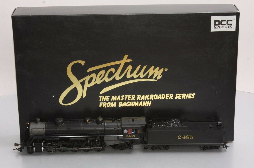 TRAIN HO LOCO USRA SEABOARD LIGHT 2-10-2 MODEL 83310 BACHMANN NEW HOBBY PLAY TOY