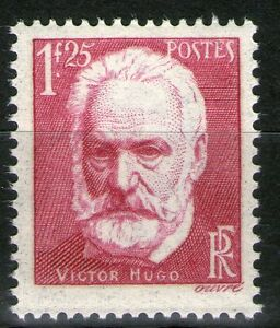 TIMBRE-N-304-NEUF-GOMME-ORIGINALE-VICTOR-HUGO