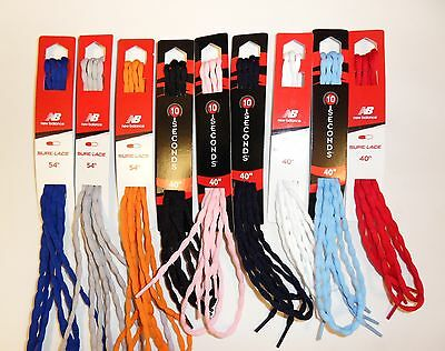1 Ten-Seconds Bubble Lace or 5 Pair 2 Assorted Colors and Lengths