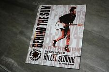 BEHIND THE SUN The Diary and Art of Hillel Slovak book * Red Hot Chili Peppers