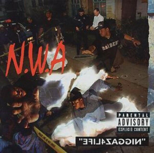 N.w.a - Efil4zaggin NEW CD