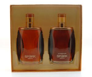 Spark-by-Liz-Claiborne-Giftset-for-Men-3-4oz-Cologne-Spray-3-4oz-After-Shave