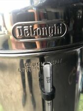 Delonghi Commercial Stainless Steel Coffee Maker Percolator Drip Dcu61 20 60 Cup