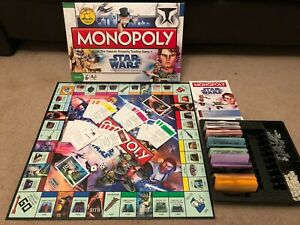 AgréAble Star Wars The Clone Wars Monopoly