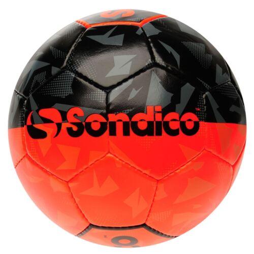 Sondico Flair Futsal Ball Orange//Black Soccer Ball