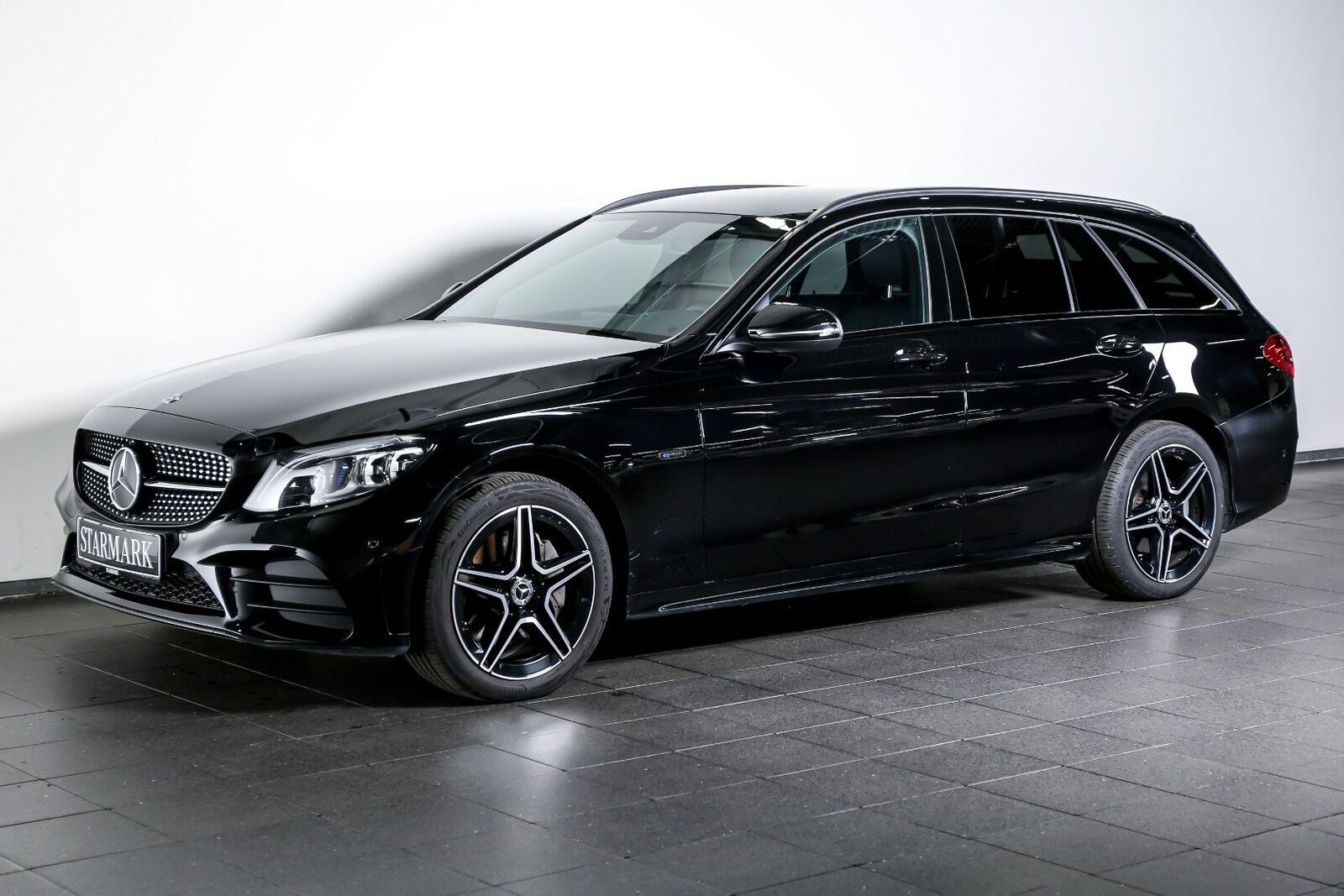 Mercedes C300 de 2,0 AMG Line stc. aut. 5d - 579.900 kr.