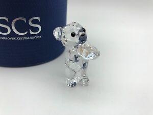 Ovp /& Zertifikat. Swarovski Figur SCS 5034222 Kris Bär Kristall für Dich 4 cm