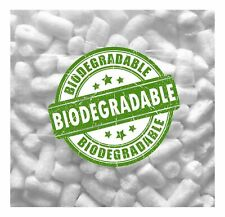 Dmse 14 Cu Ft Biodegradable White No Stick Recyclable Packing Peanuts Popcor